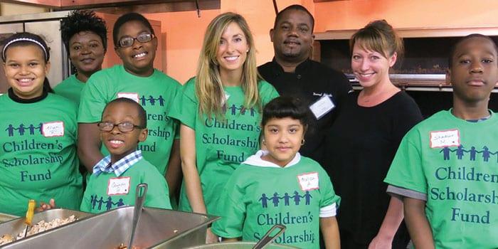 Chef Volunteers